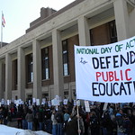 National Day of Action in Defense of Public Education thumbnail