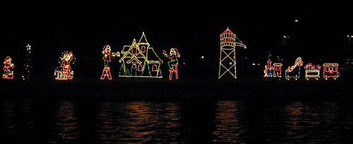 lafreniere park christmas lights elves - Lafreniere Park Christmas Lights