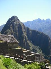 Zona Agrícola, Machu Picchu, Peru.