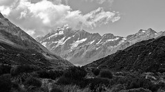 Mount Cook Day HIke (Andrew Hunt) Tags: newzealand mountcook