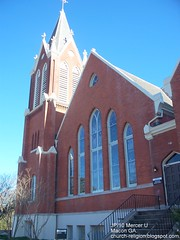 Mercer University Church Chapel, (georgiabees.blogspot.com John Pluta) Tags: pictures building church ga buildings john georgia religious photo worship catholic christ god photos united religion pray picture first chapel chapels photographs baptist methodist bibles churchs presbyterian pluta americantowns churchreligionblogspotcom