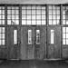 East Study Hall Doors