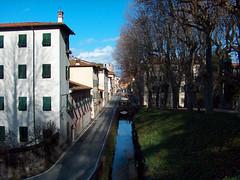veduta dalle mure lucchesi Lucca Toscana