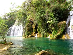 Front waterfalls (Ezniter) Tags: waterfall cascada huasteca sanluispotosi tamul tamasopo