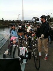 Kidical Mass at the Locks