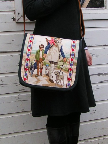fabulous messenger bag
