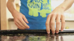7D Slow Motion Test (Skyler Moore) Tags: canon gavin dance video slow 7d hd drumming diddle
