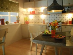 Polly Line's new Lundby kitchen 5 (pubdoll) Tags: kitchen miniature rement dollhouse dollshouse lundby 116scale 116thscale 34scale modernminiature pollyline