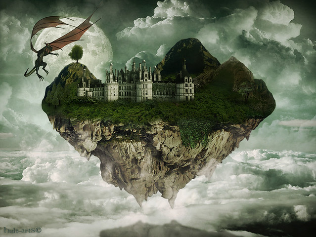 CC photo credit: balt-arts :: wallpaper - The ISLAND