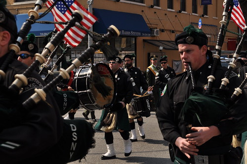 DSNY Bagpipers