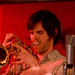 Matt Holman with Secret Society at Jazz Standard