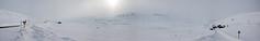 Haukeli panorama (TrulsHE) Tags: winter sun white snow cold sol norway norge vinter cloudy dnt sn haukeli kaldt hvitt overskyet fjellstue haukeliseter turistforeningen