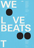 we love beats 2 (Mihail Mihaylov) Tags: text tape vintage urban underground typography swiss swisslegacy simple sentence sans retro poster proportions project pro identity idea legacy mihata modern minimalism minimal miha inspiration golden god graphicdesign graphic good fun freelance free experiment creative cover cool composition commissioned circles bulgaria black artdirection art album advertising mihailmihaylov blue grid universum letters music