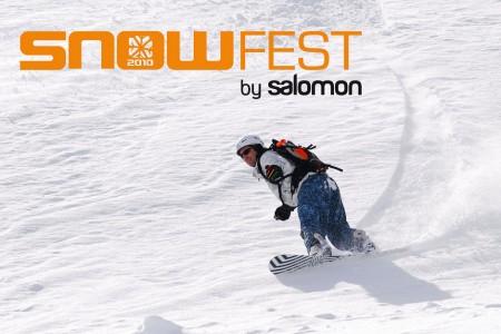 Salomon SNOWfest 2010 – další stránka otočena