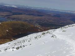 On the way up Ben Nevis (Alex Staniforth: Wildlife/Nature Photography) Tags: mountain alex scotland ben casio nevis staniforth exfh20