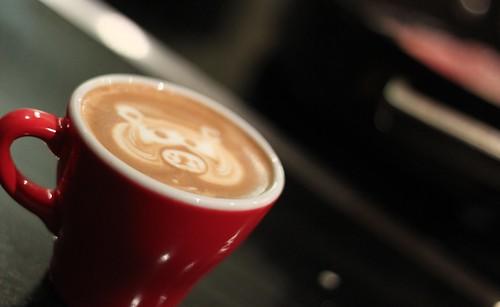 cappuccino bear!