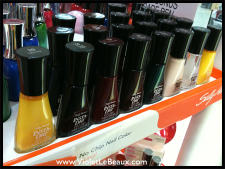 Sally Hansen Nail Review