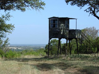 V-Bharre Ranch Hunting Stand