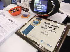 RadioDNS wins nice award