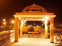 Glorieta del Parque José María Arguedas - Chosica Villa del Sol