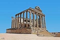 Templo de Diana de Merida