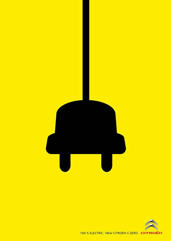 publicidad de autos eléctricos