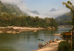 Life at the River (Laos)