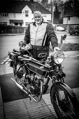 Sterling Autocycle (Tony Shertila) Tags: 20170222175934 bromborough bromboroughward england gbr geo:lat=5334178303 geo:lon=298246622 geotagged unitedkingdom europe britain wirral portrait mortorcycle bike transport outdoor