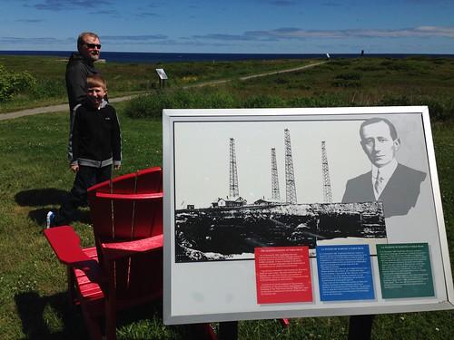 Marconi Canadian Historic sight
