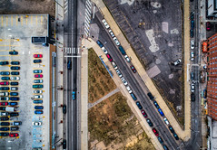 N (Darren LoPrinzi) Tags: philadelphia philly dji p4p aerial drone urban city street streets road roads overhead birdseyeview shape n cars phantom4pro phantom4proplus