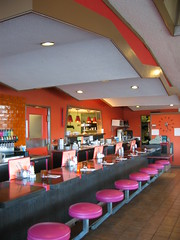 Jimmy's San Jose Interior - Oh My Googie! (hmdavid) Tags: restaurant sanjose coffeeshop googie jimmys