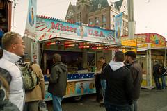 (Luis Mendo) Tags: street sun amsterdam boat canal prinsengracht gracht