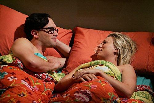 Penny e Leonard - Big Bang Theory