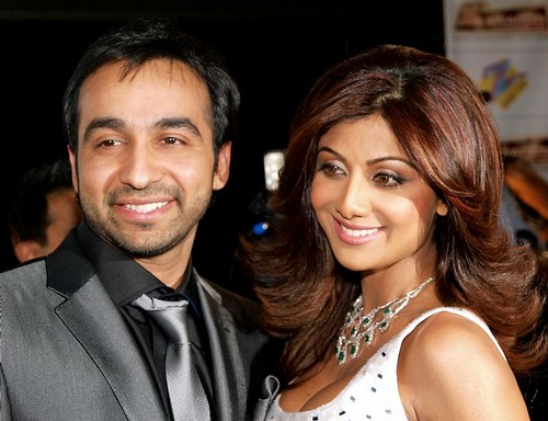 Photo of Shilpa Shetty and Raj Kundra