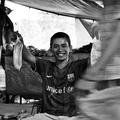 greetings from the 'tamu' at Putatan (1davidstella) Tags: bw market kotakinabalu bazaar sabah blackdiamond tamu putatan monochromeaward 1davidstella 4tografie