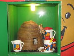 Winnie the Pooh's tea set