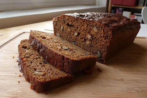 Buckwheat Pumpkin Bread
