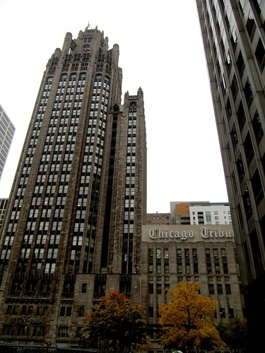 chicago tribune building. Chicago Tribune Building