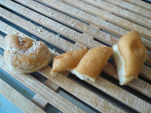 Doughnut bits