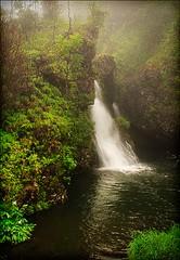 Hanawi Falls Maui (TT_MAC) Tags: nature landscape waterfall maui naturesfinest hanawifalls platinumheartaward places|hawaii|maui landscape|streamswaterfalls