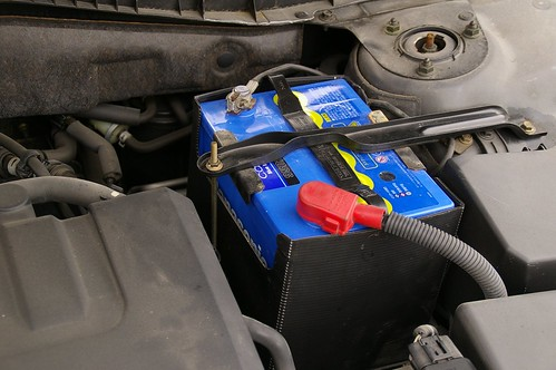 Panasonic Blue Battery caos #5