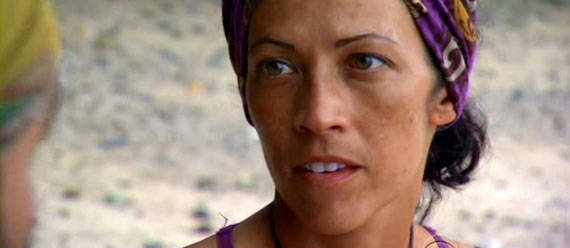 Survivor Samoa Foa Foa Galu Laura