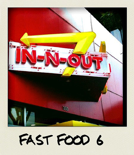 In-N-Out - Taken With An iPhone