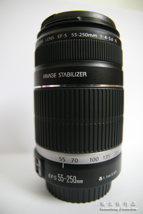 Canon EFS 55-250mm IS Lens