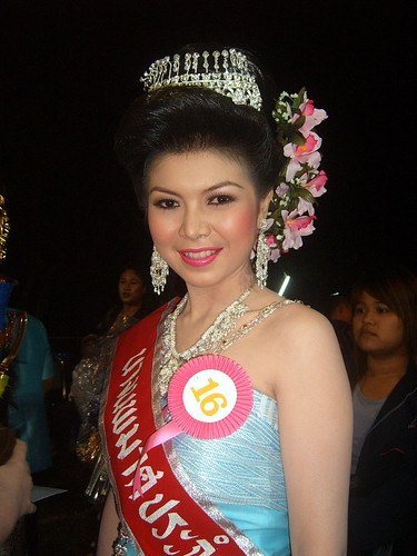 Miss Noppamas Queen Winner 2009