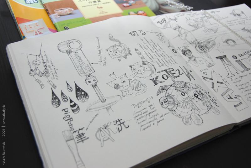 California-sketchbook