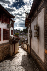 Li Jiang Old Town, China (kazeeee) Tags: china sp ddm kazeeee
