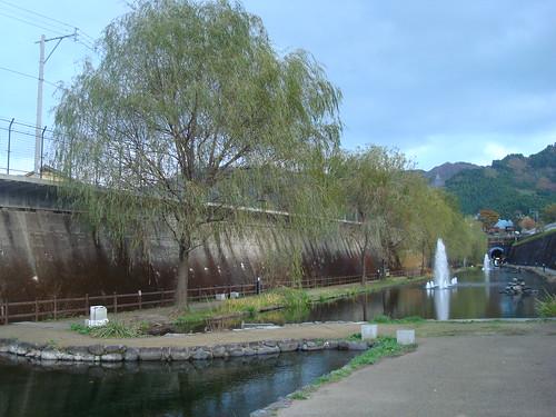 湧水トンネル公園