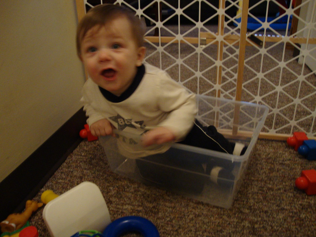 The World\'s Best Photos of baby and rubbermaid - Flickr Hive Mind