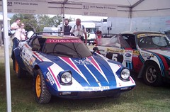Stratos / Porsche 911 Goodwood 2007 (74Mex) Tags: 911 porsche goodwood 2007 stratos